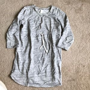 H&M Maternity Dresses - H&M Maternity Sweatshirt mini dress 🧚🏾♂️Cute!!